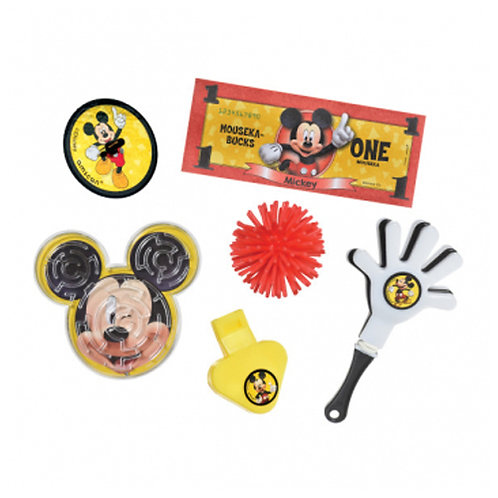 Mickey Mouse Mega Mix Favor Pack