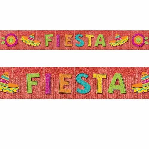 Giant Fiesta Fringe Banner