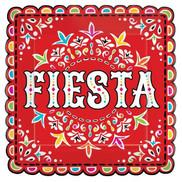 Picado De Papel Fiesta