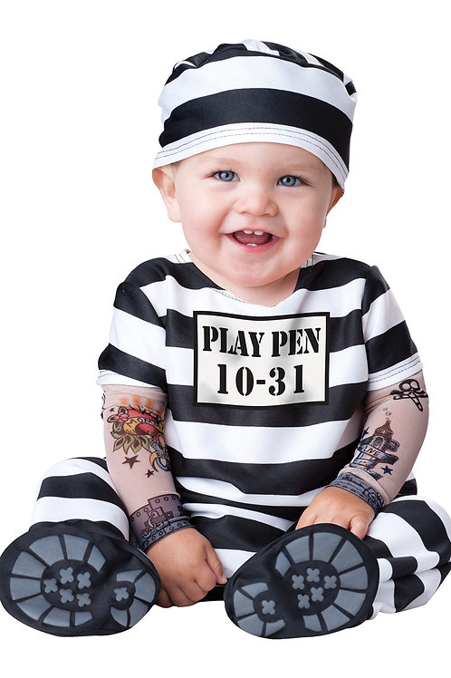 Bad Boy Infant Costume