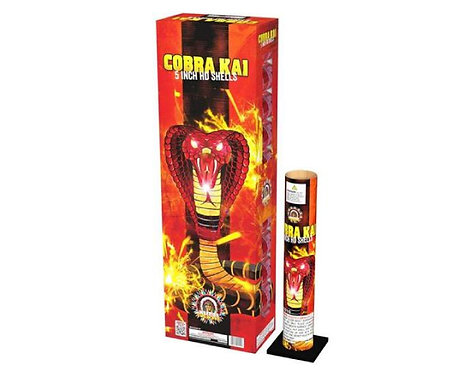 Cobra Kai Artillery Shells