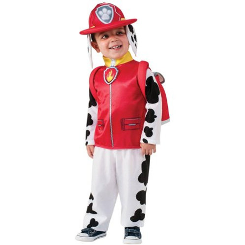 Paw Patrol Marshall Boy's Costume