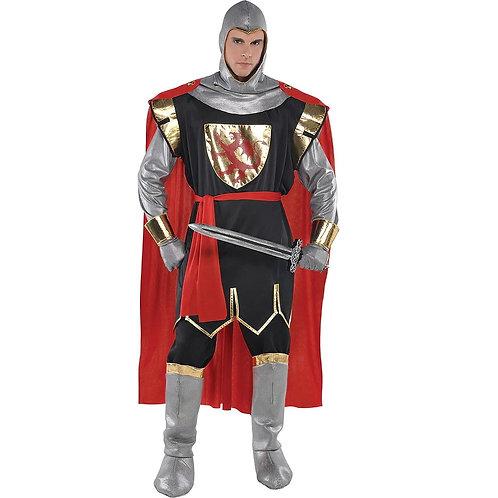 Brave Crusader Men's Costume