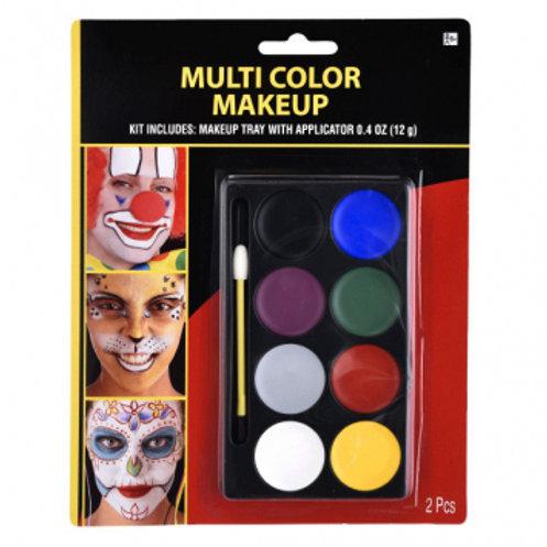 Multi Color Makeup Palette