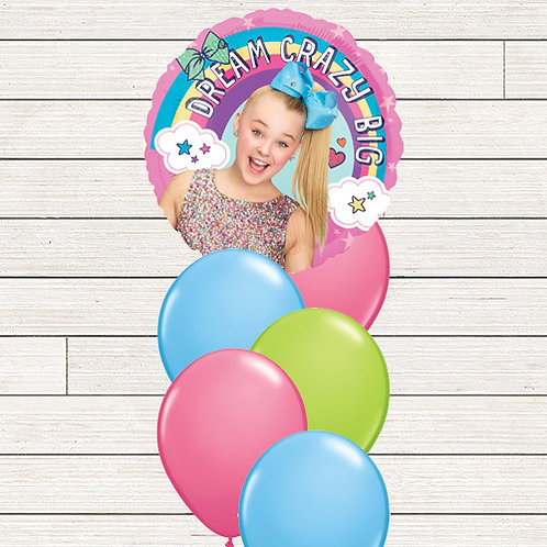 Jojo Siwa Balloon Bouquet