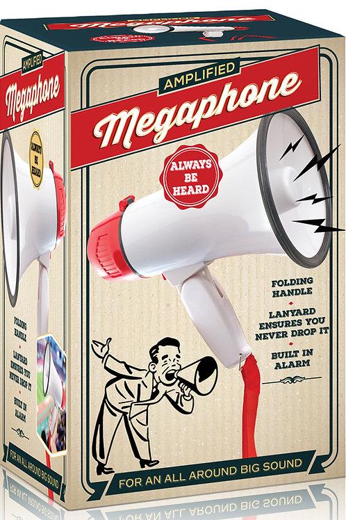 Amplified Megaphone