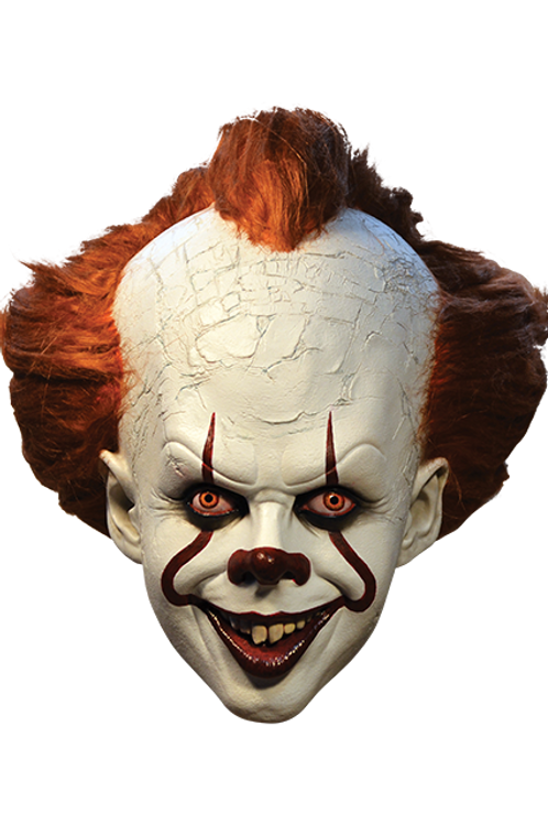 Pennywise Deluxe Mask