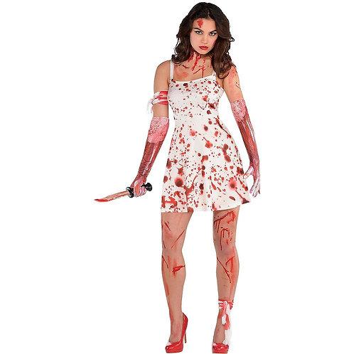 Blood Splattered Dress
