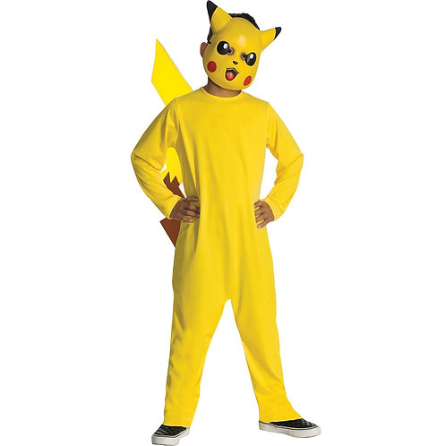 Pikachu Boy's Costume