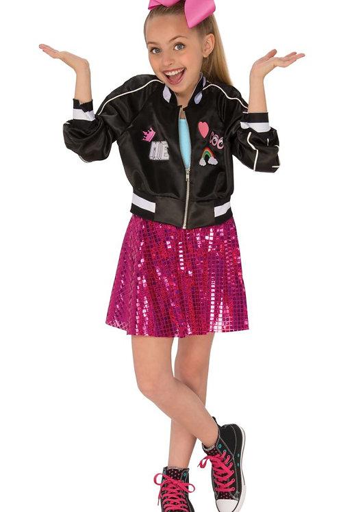 Jojo Siwa Bomber Girl's Costume