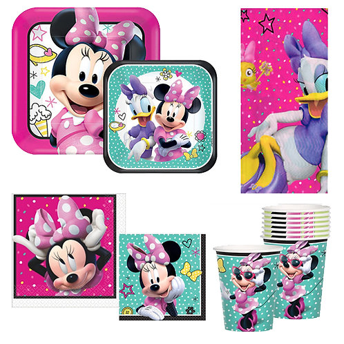 Minnie Mouse Tableware Kit