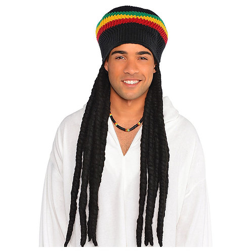 Rasta Dreadlock Wig
