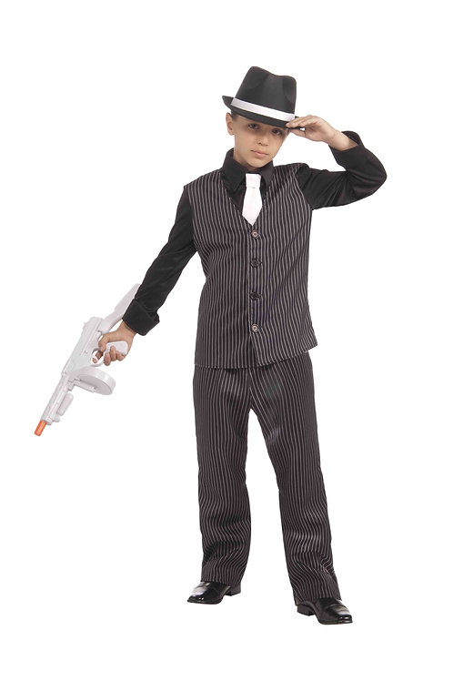 Lil' Gangster Boy's Costume