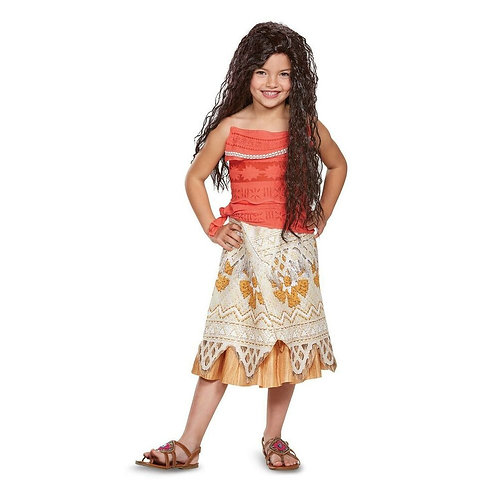 Moana Girl's Costume