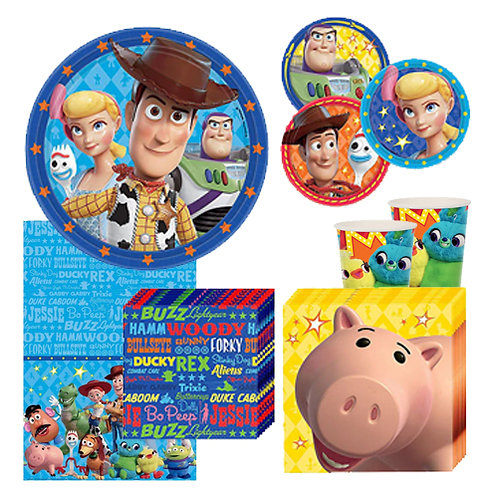 Toy Story 4 Tableware Kit