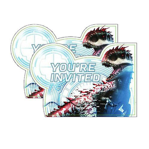 Jurassic World Invites x2 (16ct.)