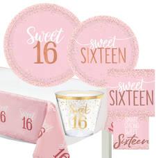 Sweet Sixteen Blush Party