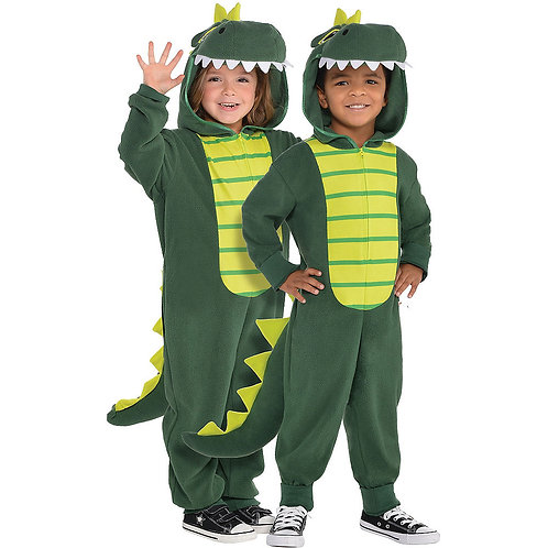 Dinosaur Zipster Toddler Costume