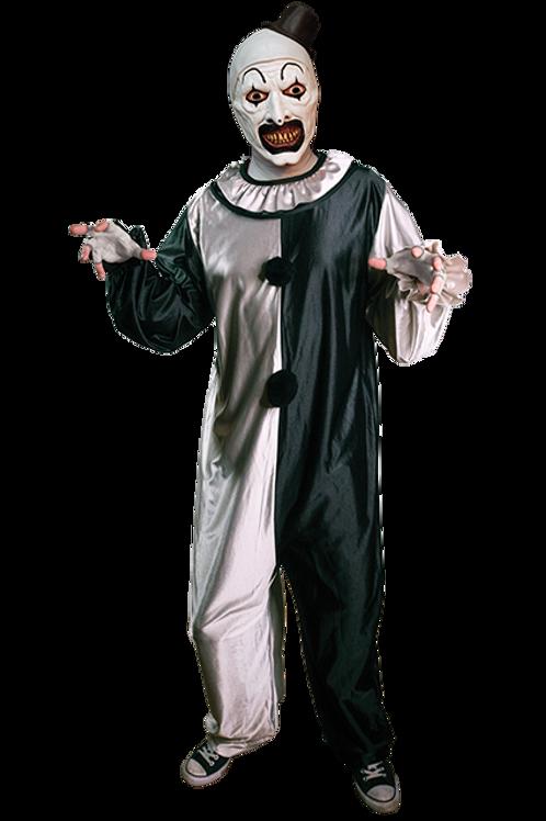 Terrifier Art the Clown Deluxe Adult Costume