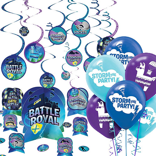 Battle Royal Decoration Kit
