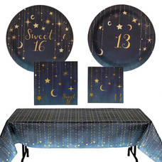13 & 16 Starry Night Party