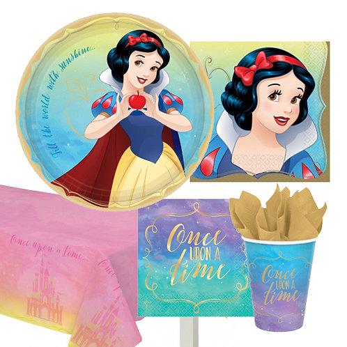 Snow White Disney Princess Tableware Kit