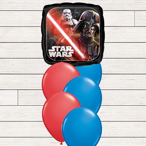 Star Wars Classic Balloon Bouquet