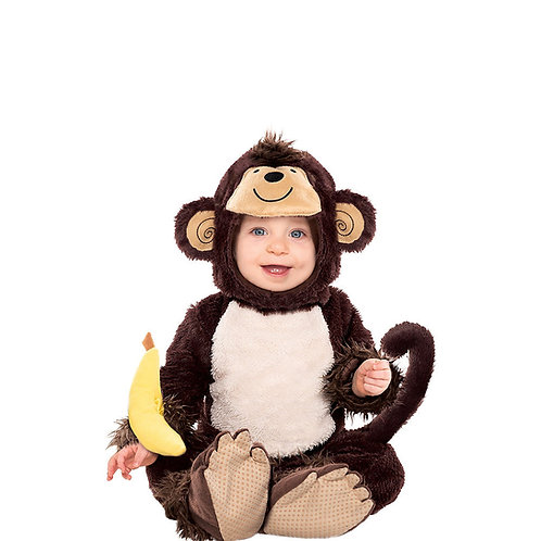 Monkey Around Infant Costume