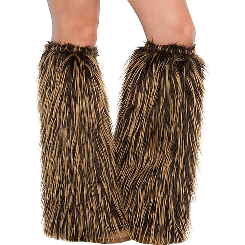 Furry Medieval Leg Warmers
