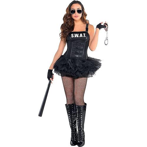 Hot Swat Women's Costume