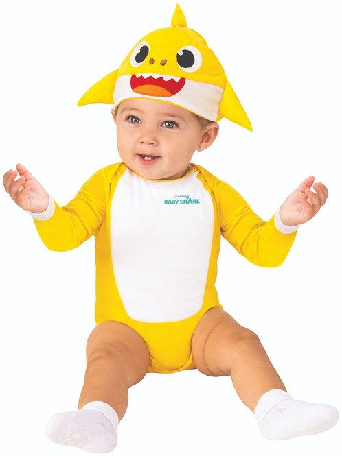 Baby Shark Infant's Costume Set