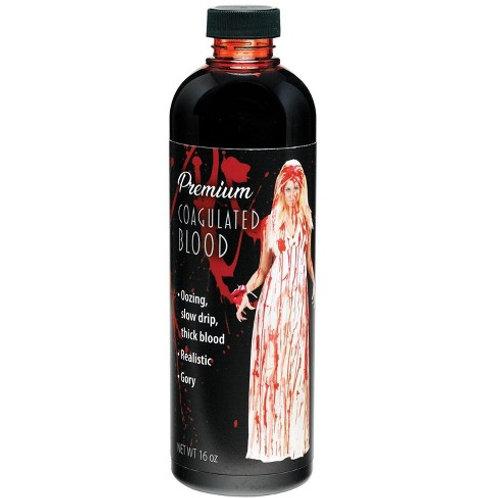 Premium Coagulated Blood 16oz.