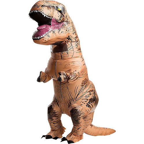 Jurassic World Inflatable Adult T.Rex