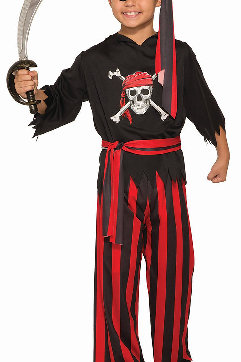 Pirate Matey Boy's Costume
