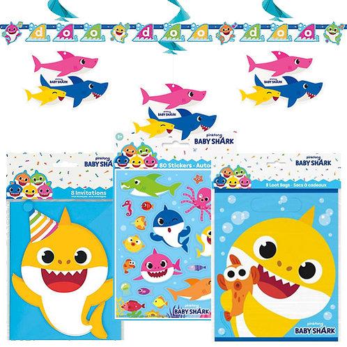 Baby Shark Party Kit