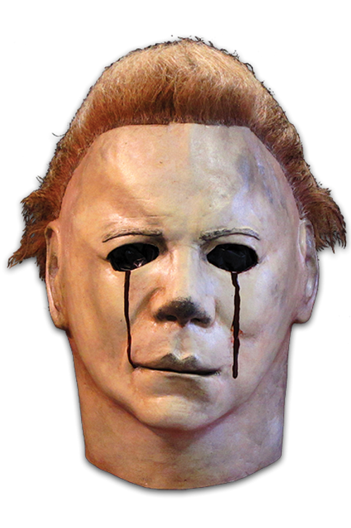 Halloween II - Blood Tears Mask