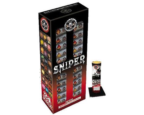 Sniper Artillery Shells