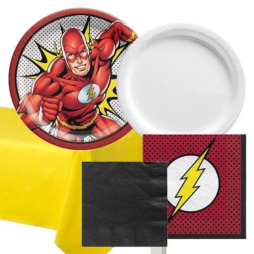 The Flash Tableware Kit