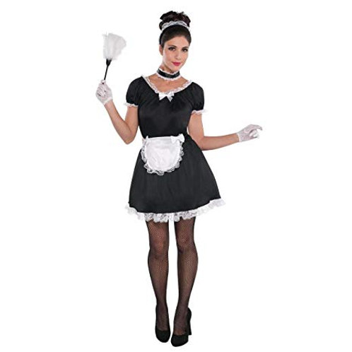 French Maid Women's Costume