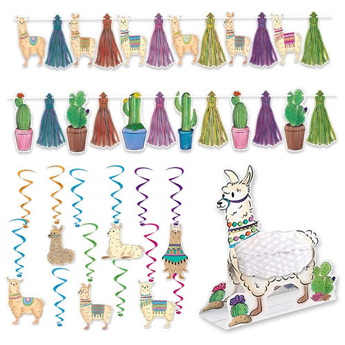 Llama Decorating Kit