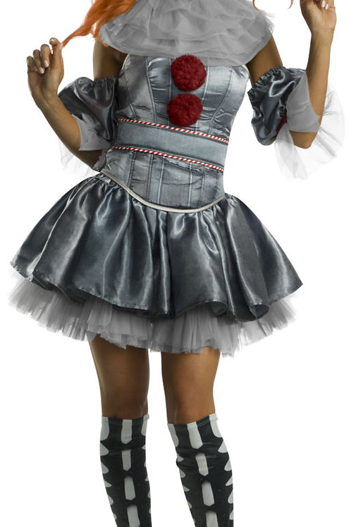 Female Pennywise Women's Costume