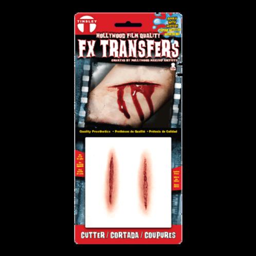 Cutter 3D FX Transfer