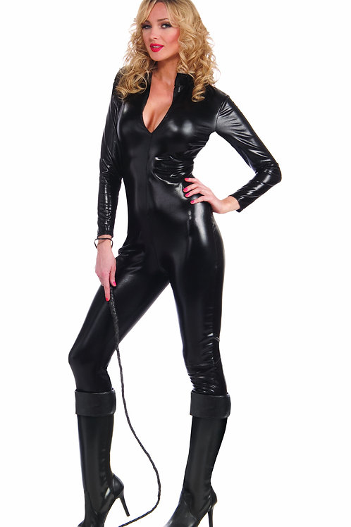 Sleek N' Sexy Bodysuit Women's Costume