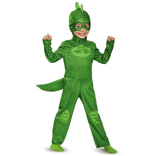 PJ Masks Gekko Boy's Costume