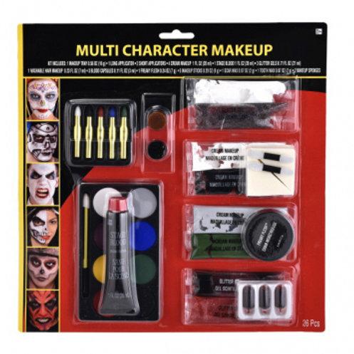 Multi Character Makeup Kit