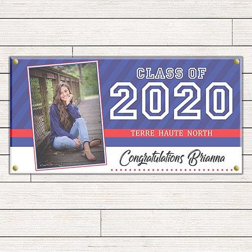 Modern Graduation Banner