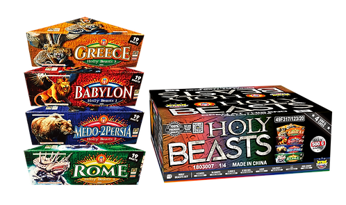 Holy Beasts Case Assortment