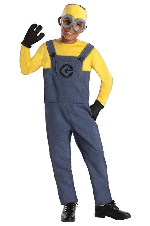 Minion Dave Boy's Costume