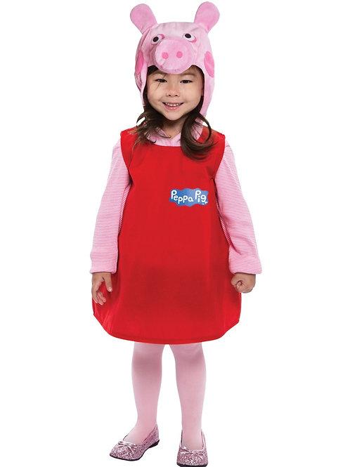 Peppa Pig Girl's Costume