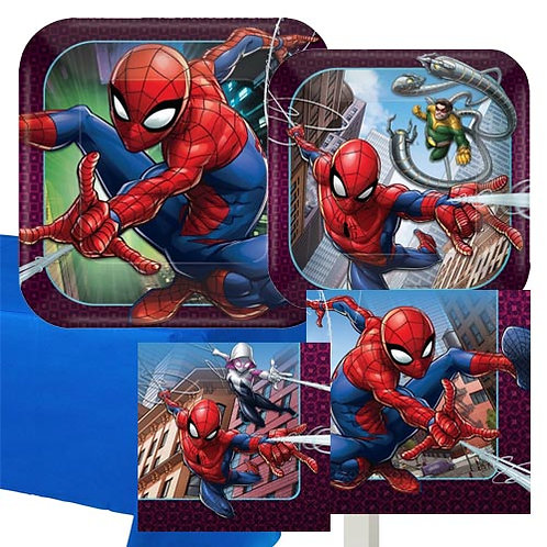 Spider-Man Tableware Kit